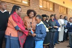 Deputy Minister Mabudafhasi shaking hands with a learneri at Vleifontein during the flag hoisting National Flag, Primary School, Hands, Upper Elementary, Elementary Schools