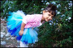 Flowergirl tutu - Bridesmaids Photos & Pictures - WeddingWire.com