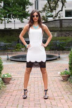 Classy Jane Dress - Trunk Up