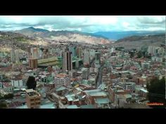 ▶ Bolivia - La Paz,Bus tour - South America,video HD - YouTube