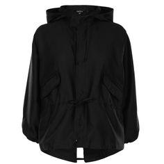 RAOUL Hooded Utility Jacket