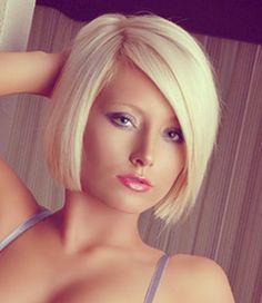 25 Short Hairstyles for Blonde Hair | 2013 Short Haircut for Women