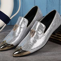05f7993f5cd8 Plus Size 38-46 New Men s Fashion British Style Slip-on Flats Shoe Leather