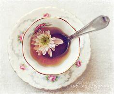 flower-tea!