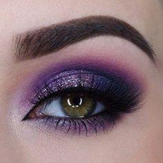 Purple. I love it <3