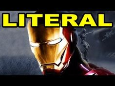 "So funny! Just heads up: there's some obscenity at the very end trailing the actual trailer. Just stop it right at the end of the trailer.  ""LITERAL Iron Man 3 Trailer had me figuratively dying of laughter."" The literal trialers kill me! Haha!"