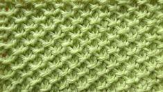 Путанка Тунисское вязание Tunisian crochet pattern Узор 8