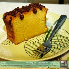 Brazil kukoricadara sütemény - liszt&morzsa