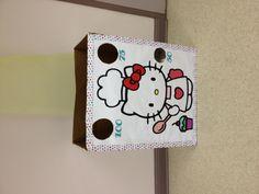 Hello Kitty Birthday game!