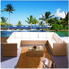 Cheap furniture reproduction, Buy Quality furniture occasional tables directly from China table nine Suppliers: 2015 new design outdoor rattan set sofa table wicker cushioned garden patio furniture Product Features