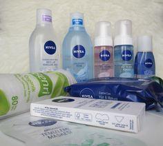 AUDREY : Nivea Makyaj temizleme Ürünleri İncelemesi..