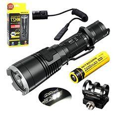 Super Bright Flashlight, Camping Lights, 18650 Battery, Led Flashlight, Beams, Weapons, Survival, Usb, Ropes