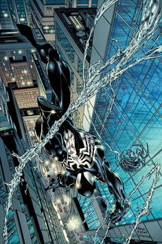 Spider-Man by Angel Medina