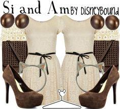 disneybound | Disney Bound  lady and the tramp