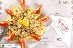 Client: La Diavolo Japchae, Pasta, Ethnic Recipes, Food, Noodles, Meals, Pasta Recipes