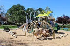 Olympus Park - updated playground Fall 2015 Virginia Beach, Fall 2015, Milwaukee, Kangaroo, Playground, Landscape, Olympus, Parks, Animals
