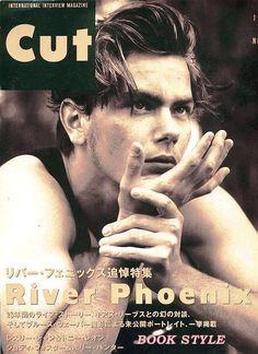 River Phoenix.