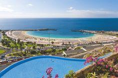 Amadores Beach, Gran Canaria - Picture of Gran Canaria, Canary Islands - Tripadvisor Beach Holiday, Holiday Travel, Gran Canaria Hotel, Puerto Rico Gran Canaria, Travel Around The World, Around The Worlds, Travel Forums, Ibiza, Canary Islands