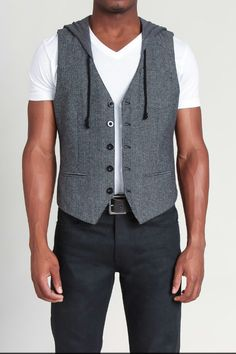Love this style. Love the modern twist on the waistcoat