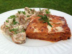 CDJetteDC's LCHF: Hokkaidolasagne - must-try-efterårsret.  Halloween nærmer sig, og en low carb lasagne uden proteinpastaplader men med hokkaidogræskar er en velsmagende, billig og super velsmagende efterårsret. Se den på CDJetteDCsLCHF. Se også: Sådan skærer du et uhyggeligeligt HALLOWEEN græskar