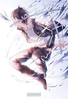 Yatogami - Noragami instocko. Anime Boy Wallpaper Aandroid.