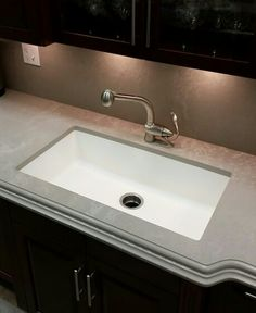 Charmant This Is The Largest Solid Surface Single Bowl Sink On