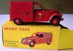 Dinky toys - Citroen