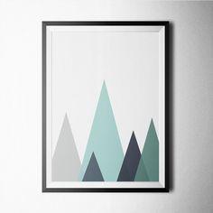Scandinavian Triangle Mountain