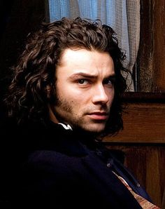 Aidan Turner in Desperate Romantics as Dante Gabriel Rossetti. Really good work with less than adequate material.