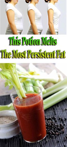 This Potion Melts The Most Persistent Fat