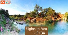 Find Great Deals on Flights to Faro from Dream World Travel.Get cheap Flight Deals, Holiday Deals and Hotel Deals to your Favourite destinatons worldwide at www.dwtltd.com.  #CheapFlights #Flights #Deals #To #Faro