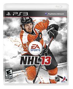 NHL13 PS3 Boxart
