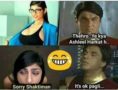 Funny Jokes In Hindi, Funny Jokes For Adults, Some Funny Jokes, Funny Stuff, Hindi Quotes, Me Quotes, Funny Quotes, Funny Memes, Diwali Wishes Messages