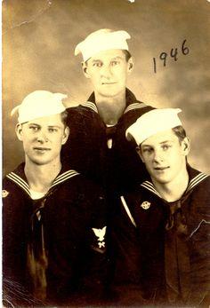 Swear Like a Sailor Journey 2, Vintage Sailor, Navy Man, 1940s Fashion, Sailors, Marines, My Books, Nautical, Captain Hat