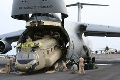 What Can Fit Inside A C-5 Galaxy? 10 Images [10 Pics] http://www.i-am-bored.com/bored_link.cfm?link_id=97464