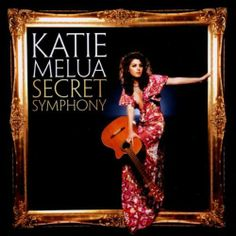 Georgia-born singer Katie Melua adds yet another string to her bow this year with the release of her studio album appropriately titled Secret Symphony and that string is quite literal in the ca. Katie Melua, Randy Newman, Françoise Hardy, Album Covers, Cool Things To Buy, My Love, 75017 Paris, Paris France, Artists