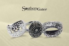 SOUTHERN GATES - RINGS.
