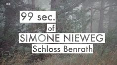 99 SECONDS OF: SIMONE NIEWEG / Schloss Benrath on Vimeo