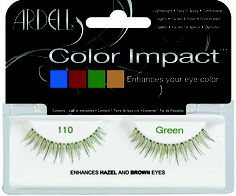 Ardell Color Impact 110 - Green