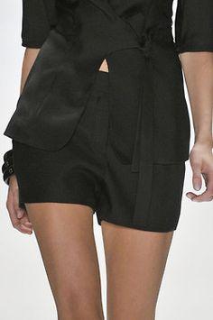 f948ab1eb5 Black Shorts Glamorous Chic Life