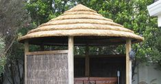Affordable kitset gazebos and natural thatch solutions available nationwide.