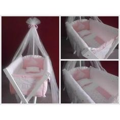 Catres Cunas Moises Para Bebes Plegables Artesanales - $ 920,00 Cradles And Bassinets, Baby Cradles, Diy Doll, Baby Room, Toddler Bed, Victoria, Furniture, Home Decor, Infant Bed