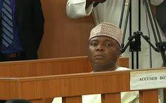 Ekpo Esito Blog: Saraki's lawyers withdraw from corruption trial, v...