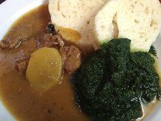 Jak uvařit hovězí nudličky na zázvoru v tlakovém hrnci | recept Mashed Potatoes, Beef, Ethnic Recipes, Czech Republic, Food, Whipped Potatoes, Meat, Smash Potatoes, Essen