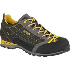 Asolo Path GV Surround Approach Shoe - Men's Gray/Graphite, 9.5 >>> You can find out more details at the affiliate link of the image.