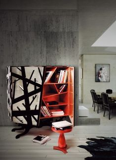 FOREST Cabinet by BOCA DO LOBO The storage cabinets are useful home furniture pieces that look good in any living room sets. The Forest Cabinet is a creative and precious piece made in wooden structure, which is covered with a special mesh. Best Interior Design, Home Interior, Luxury Interior, Luxury Decor, Luxury Furniture Brands, Modern Cabinets, Interior Design Inspiration, Design Ideas, Design Trends
