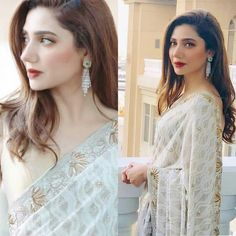Beautiful Dresses For Women, Most Beautiful Women, Beautiful People, Actress Anushka, Pakistani Actress, Bollywood Style, Bollywood Fashion, Sajal Ali, Aiman Khan