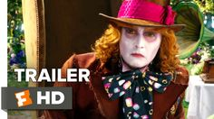 Alice Through the Looking Glass Official Grammy Trailer (2016) - Johnny ...