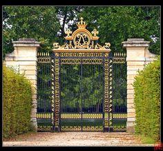 The Potager du Roi (Kitchen Garden of the King) - Versailles