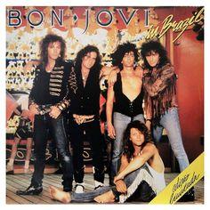 "122 curtidas, 6 comentários - Simone Hunold (@shunold1) no Instagram: ""My fifth Bon Jovi album ! ""Bon Jovi in Brazil"" was released 1989 only Brazil to celebrate Brazilian…"""